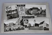 Postkarte Grüße aus Schwenningen a.N.