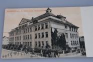 Postkarte Schwenningen a.N. Gartenschule
