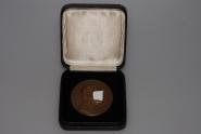 Bronze Medaille Karl Goetz