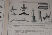 Chirurgischer Katalog 1921